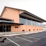 小布施町 文化体育館