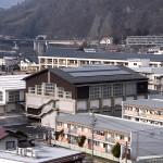長野市立西部中学校 体育館