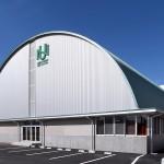 上田西高等学校第二体育館