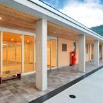 野沢温泉村診療所及び観光ビジターセンター