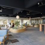 県立長野図書館3階フロア(改修工事)